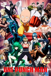 One Punch Man: 1x12